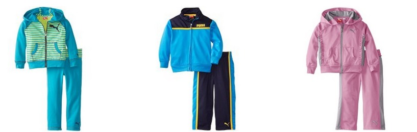 *HOT* Amazon: 50% Off Puma Outfits for Kids = AMAZING Deals!