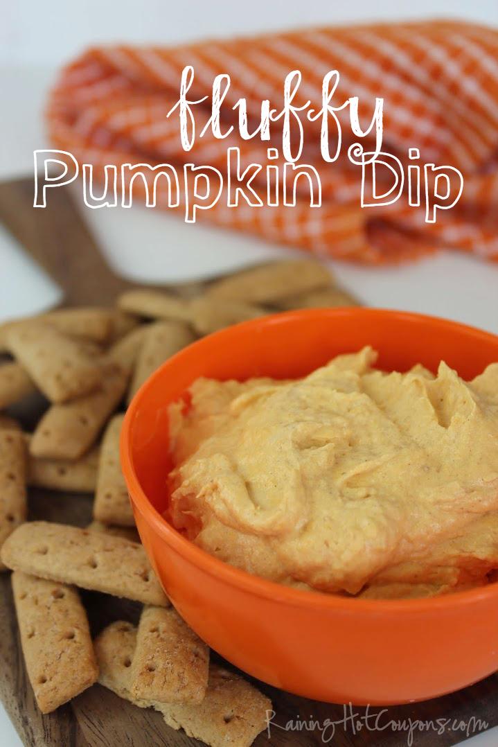 pumpkin dip.png Fluffy Pumpkin Dip