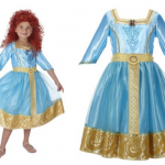 Amazon: Disney Princess Brave Merida Royal Dress Only $9.99 (Reg. $21.99)