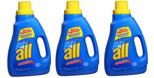 screen shot 2014 08 25 at 9 56 07 pm 300x152 Walgreens: All Laundry Detergent Only $1.99, Beginning 8/31