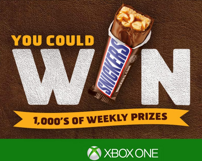 Huge Game Day Satisfaction Sweepstakes: Win Over 300,000 Prizes! (Xbox One, NFL Games, Xbox Live Memberships)