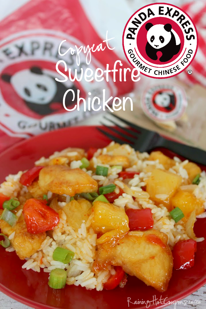 sweetfire chicken