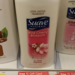 *HOT* Target: Suave Naturals LARGE Lotion Bottles Only $0.04 each!