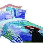 Disney's Brave Merida's Forest Twin Sheet Set Only $8.96 (Reg. $31.96)!