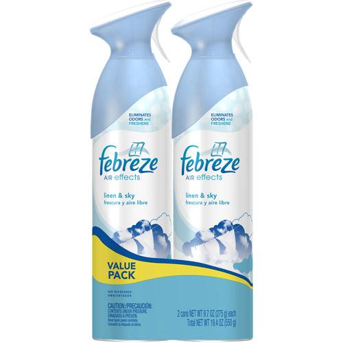 Target: Febreze Air Effects Aerosol 2 Pks Just $1.16 per ...
