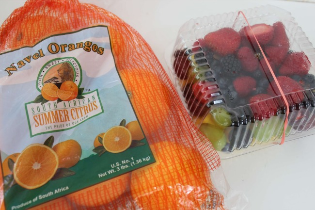 224 Jack O Lantern Orange Fruit Cups