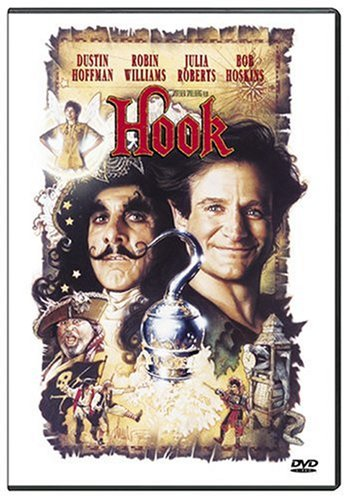 51xvJ6 MWOL Amazon: Hook DVD Only $5 (Reg. $14.99)