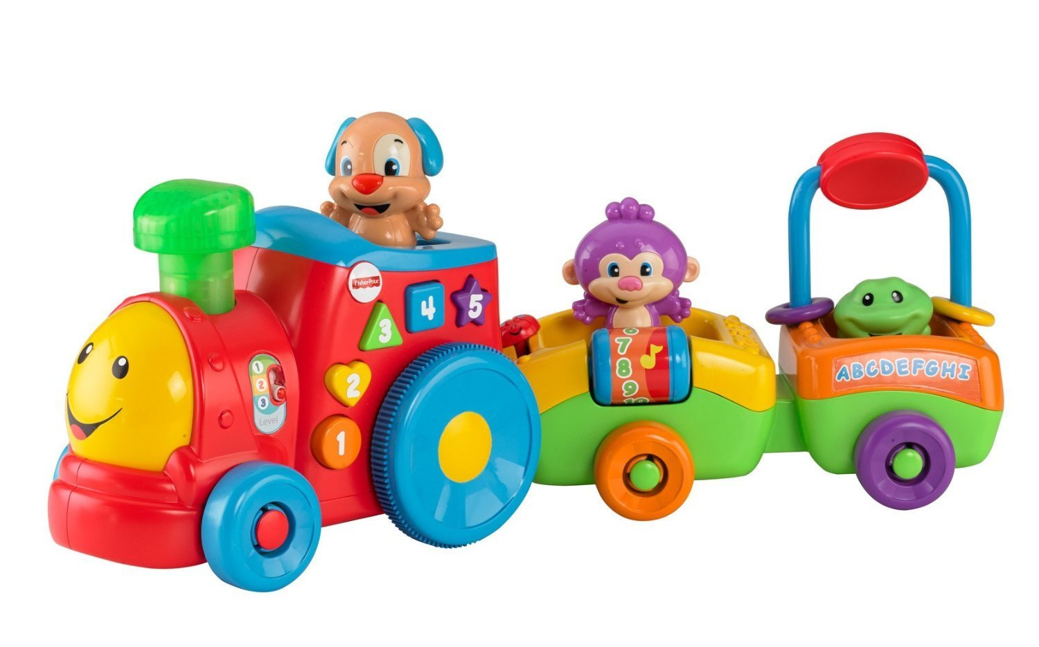 Fisher-Price Laugh and Learn Puppy's Smart Train