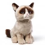 Amazon: Gund Grumpy Cat Plush Stuffed Animal Toy Only $15.45 (Reg. $21.99)