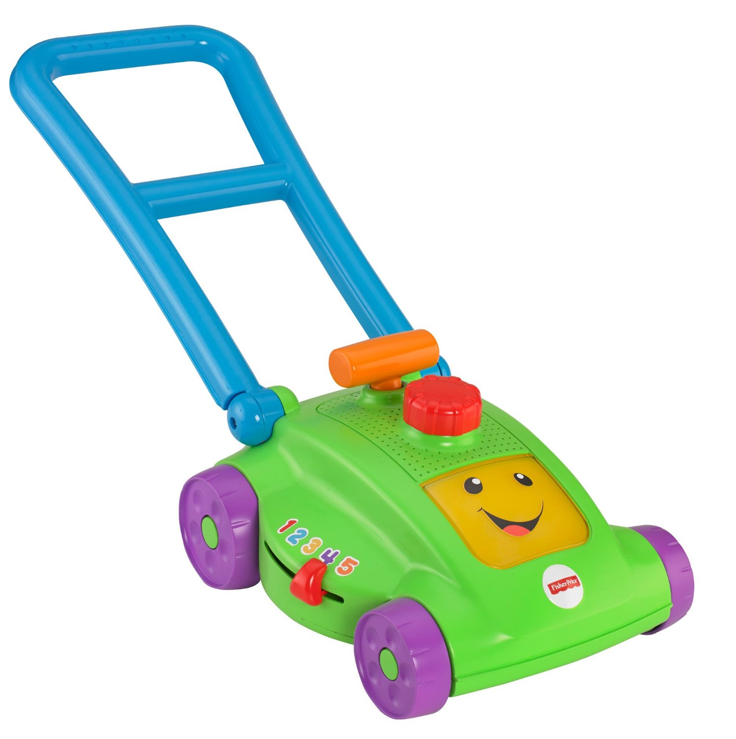 71NqsQEFDTL. SL1500  Target: Fisher Price Laugh and Learn Smart Stages Mower Only $9.35