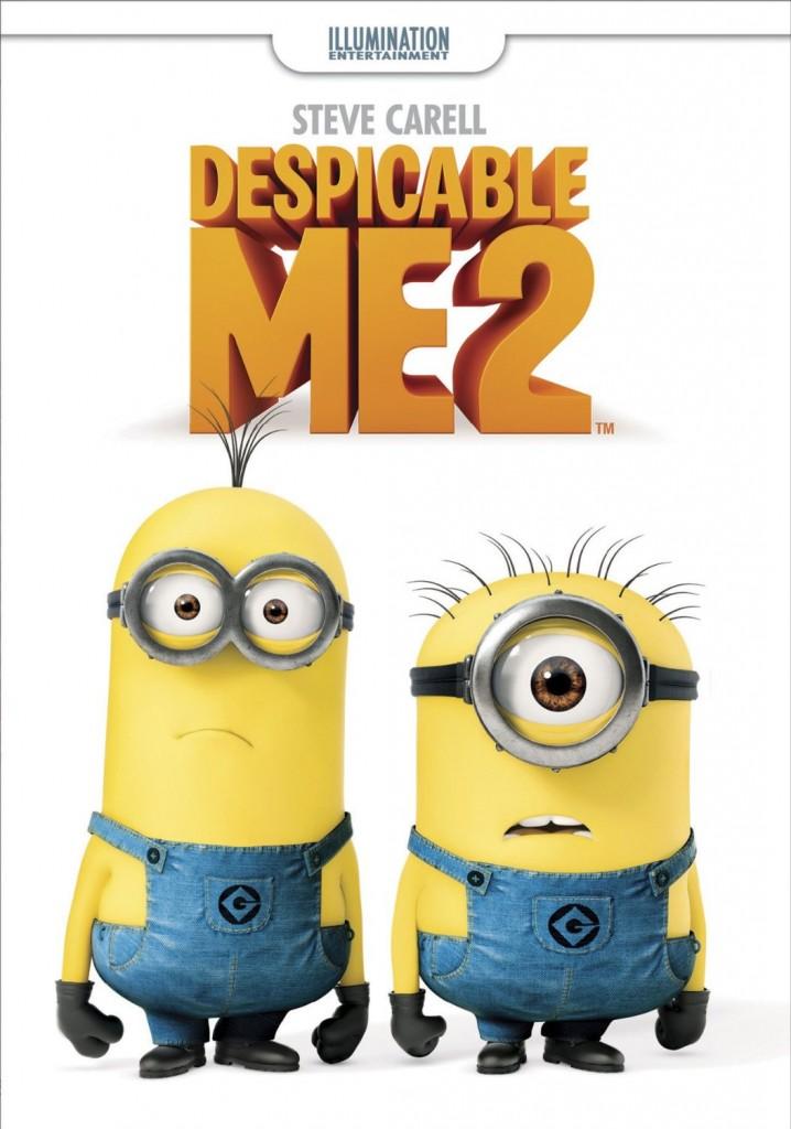 81cY2H41G2L. SL1500  718x1024 Amazon: Despicable Me 2 DVD Only $12.99 (Reg. $22.98)