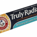 FREE Arm & Hammer Truly Radiant Toothpaste Sample