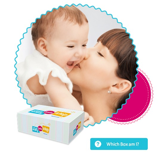 Walmart Baby Box Filled with Baby Items Only $5 + FREE Shipping!