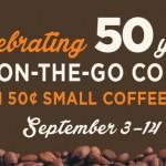 *HOT* 7-Eleven: $0.50 Coffee!