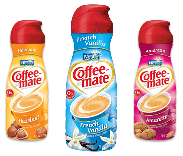 Coffee-Mate Refrigerated Creamer