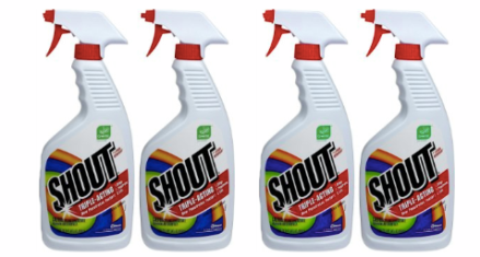 SHOUT *HOT* Target: Shout Bottles Only $0.62!