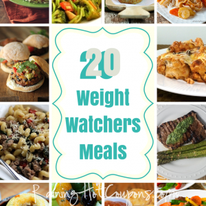 Weight Watchers Meals 3