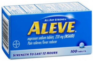 aleve 300x198 Aleve Only $3.74 at Rite Aid