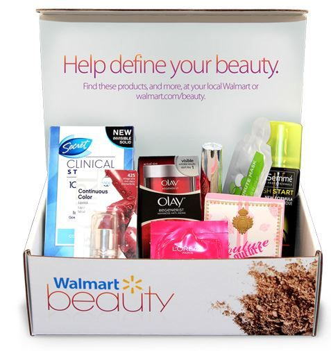 beauty box compressed Walmart: Samples of the Season Beauty Box Only $5