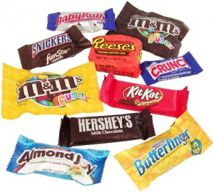 candy Snack Size Candy Bags Only $1.20! (Perfect for Halloween!)