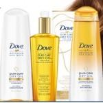FREE Dove Pure Care Dry Oil Sample