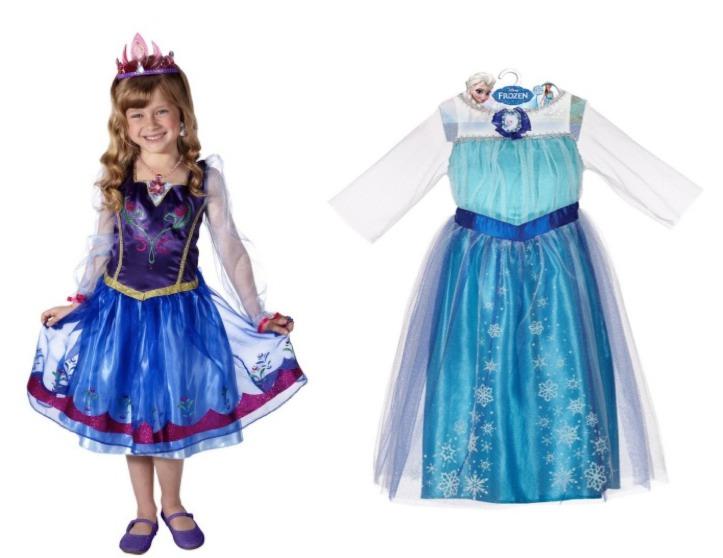 *HOT* Disney Frozen Enchanting Dresses   Elsa Or Anna Only $18.11!