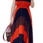Amazon: Sakkas Stonewashed Rayon Embroidered Adjustable Spaghetti Straps Long Dress Only $35.99 Shipped (Reg .$119.99)