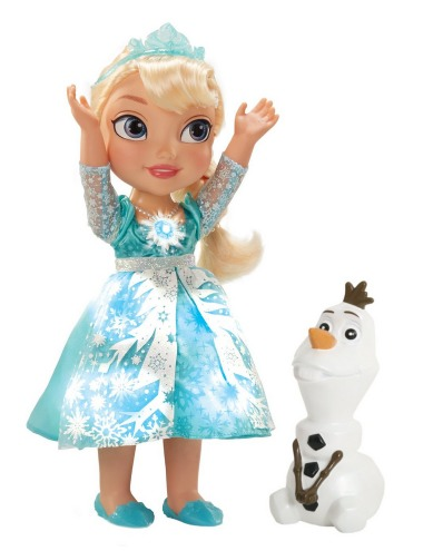 *HOT* My First Disney Princess Frozen Snow Glow Elsa Singing Doll in stock ONLY $28.88!
