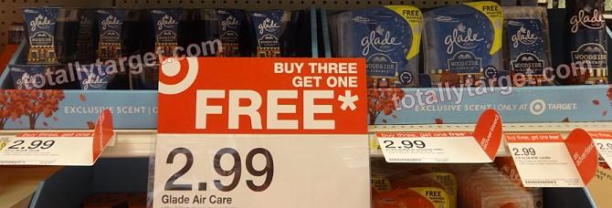 glade deals Target: Glade PlugIns Warmer + Refills Only $0.78