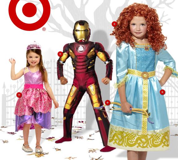 halloween Target: 40% Off Halloween Costumes = Only $6 each!