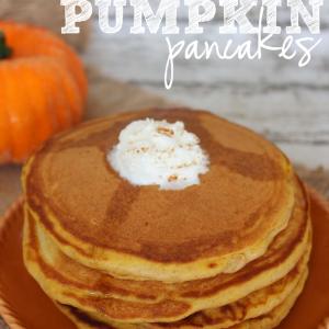 ihop pumpkin pancakes