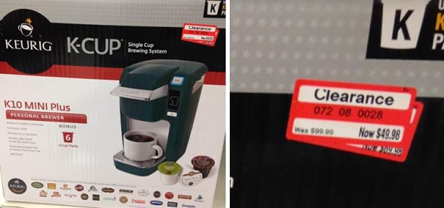 k *HOT* Keriug Mini Plus Only $9.99 (Reg. $100!)