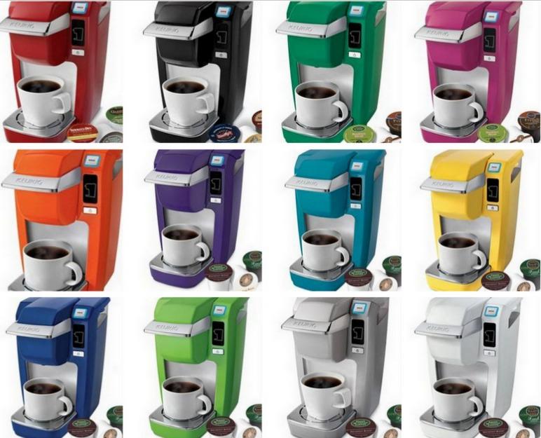 Colorful Coffee Maker Kohl S : *HOT* Keriug Mini Plus Only USD 9.99 (Reg. USD 100!)