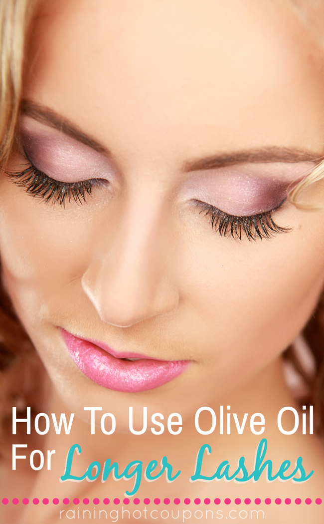 lashes How To Use Olive Oil For Longer Lashes