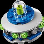 FREE LEGO UFO Mini Model