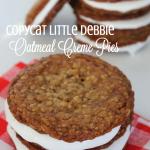 Copycat Little Debbie Oatmeal Creme Pies