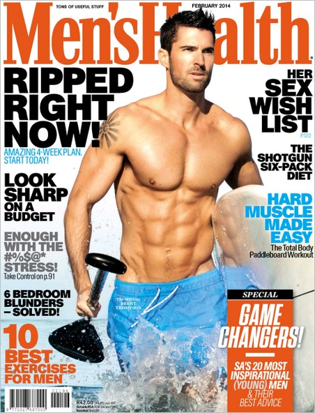 c42890c1244 Hurry over to snag a FREE 1 Year Subscription to Men s Health Magazine!