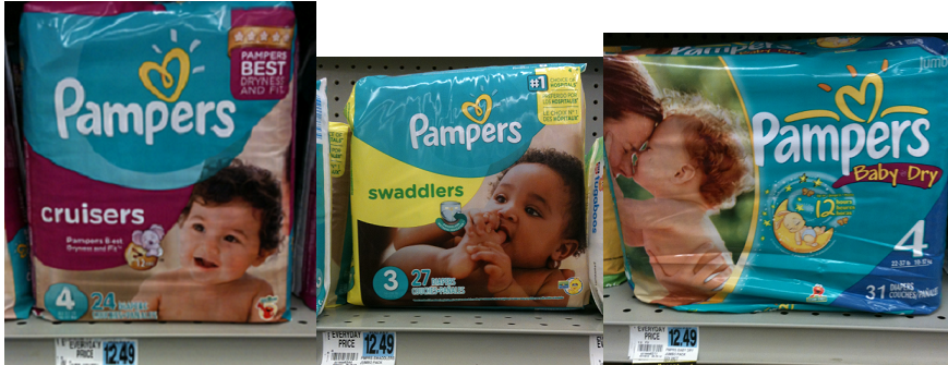 pampers *HOT* Pampers Swaddlers Cruisers, or Baby Dry Diapers ONLY $4.86 a Package (Reg. $13!)