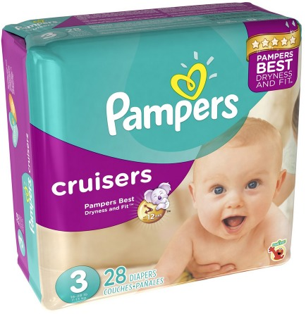 *HOT* Pampers Jumbo Packs Only $4.49 (Reg. $9!)