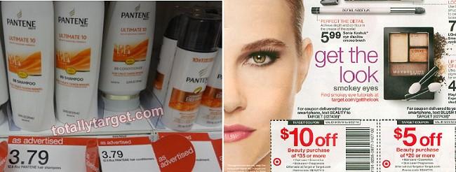 panene Target: Pantene Products As Low As $0.83
