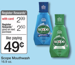 screen shot 2014 09 01 at 10 51 56 pm Better than FREE Scope Mouthwash at Walgreens
