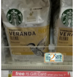 Starbucks Ground Coffee Only $3.99 Each at Target