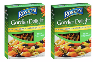 screen shot 2014 09 20 at 3 26 30 pm Target: Ronzoni Garden Delight Pasta Only $0.50