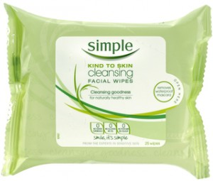 simple 300x255 Simple Cleansing Wipes Only $0.75 at Rite Aid