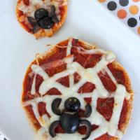spider web pizza