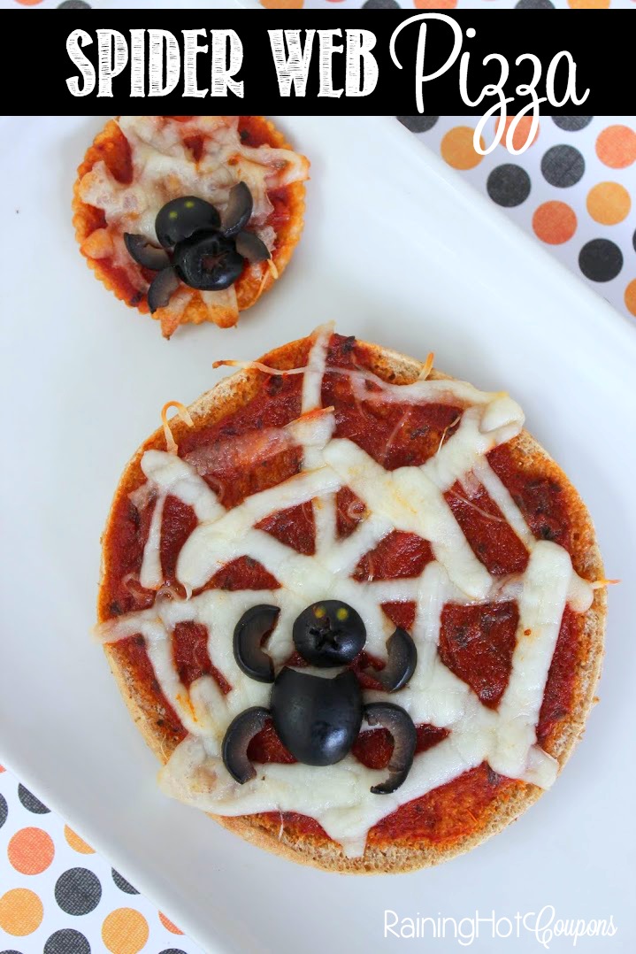 spider web pizza