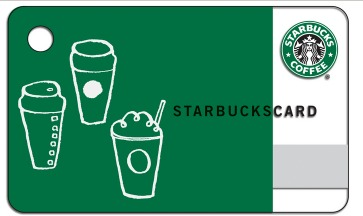 Starbucks: FREE $5 Gift Card when you Buy 2 Items!