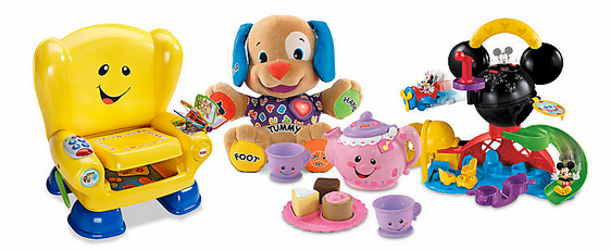 toys *HOT* Deals on Fisher Price Toys + FREE Package of Huggies Diapers!