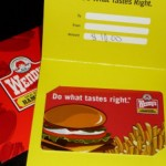 Win a $50 Wendy's Gift Card, $500 Delta Vouchers or a Vacation