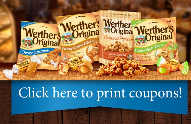 Walgreens: 2 FREE Bags of Werthers Candy